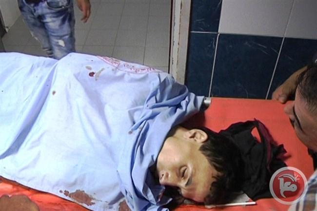 Mohammed Abu Amsha (Fonte: Ma'an News)