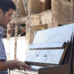 SIRIA. Ahmed il pianista se n'è andato, Yarmouk è in silenzio