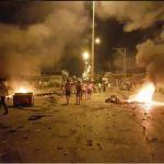 PALESTINA. Battaglia nella notte a Jenin