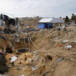 Israele sigilla anche le viscere di Gaza