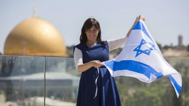 La vice ministra degli Esteri israeliana, Tzipi Hotovely (Foto: Yonatan Sindel/Flash90)