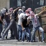 PALESTINA. Bombe su Gaza, proiettili in Cisgiordania