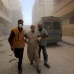 SIRIA. Battaglia di Aleppo, 70mila civili in fuga