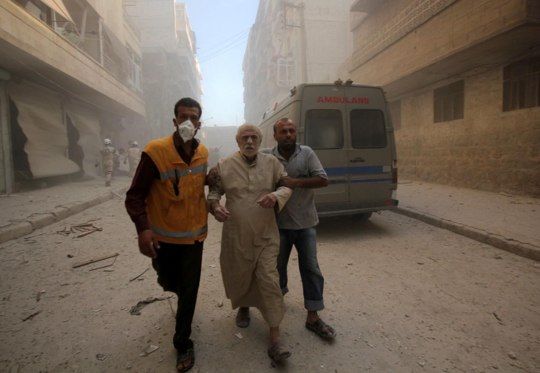 Aleppo - foto Reuters