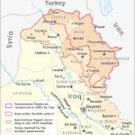IRAQ. I peshmerga all'attacco dell'Isis a Sinjar
