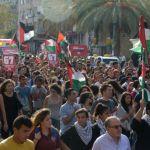 Sciopero generale dei palestinesi d'Israele
