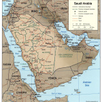 SCHEDA. Arabia Saudita