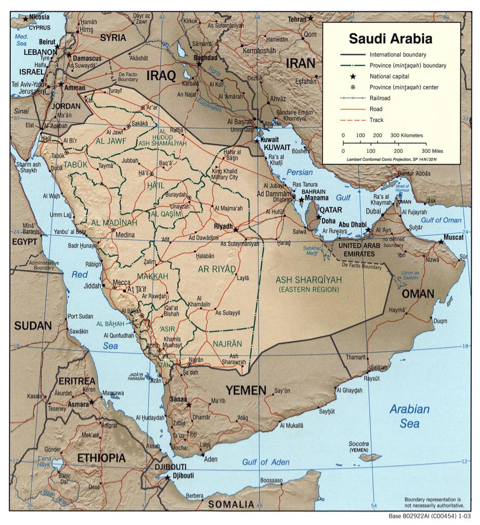 Saudi_Arabia_2003_CIA_map
