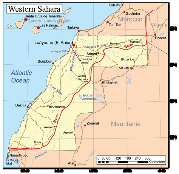 Westernsaharamap