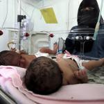 YEMEN. Sanità al collasso per bombardamenti sauditi