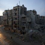 SIRIA. Ad Aleppo ci sono tutti, tranne i civili