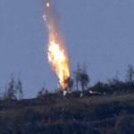 Missile contro il gasdotto