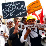 EGYPT. Independent labor movements suffer more losses than gains