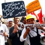 L'Egitto degli scioperi cerca l'unità sindacale