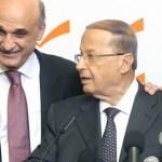 LIBANO. Pace di interessi tra i due nemici Aoun e Geagea