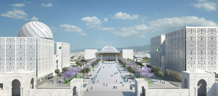 Il parlamento algerino