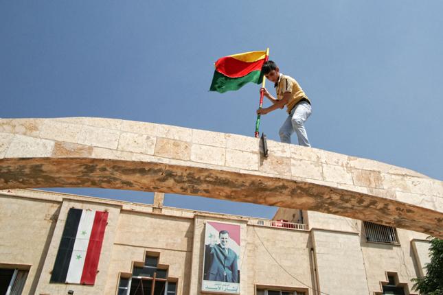 Qamishlo, agosto 2012 Photo by Benjamin Hiller