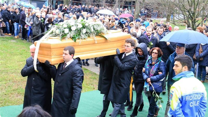 Funerali di Giulio Regeni, Fiumicello (Foto: [EPA] [EPA])