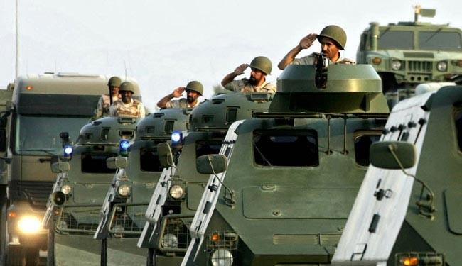 Carri armati di fabbricazione Usa venduti ai sauditi (Fonte: Alalam)
