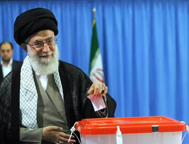 La Guida Suprema, Ali Khamenei