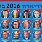 """ISRAELE. """"Likudiada"""", partito del premier riunito per dire no alla Palestina"""