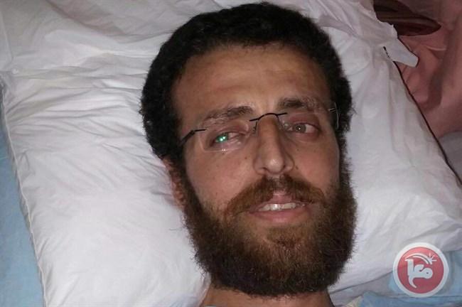 Mohammed Al Qiq (Foto: Ma'an News)
