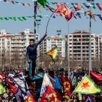 FOTO. Turchia, Newroz kurdo sotto assedio