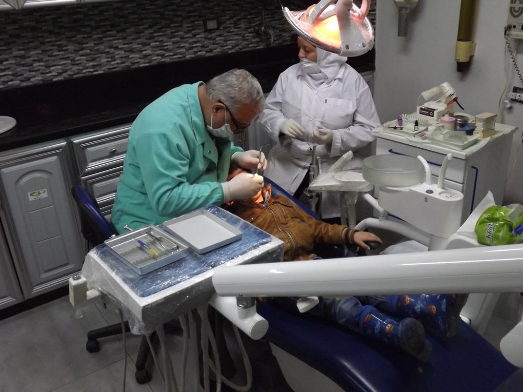 Il dentista di Shatila (Foto: Valentino Armando Casalicchio)