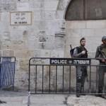 GERUSALEMME. Donna palestinese uccisa dopo presunto attacco