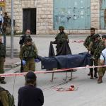 ISRAELE. Cresce sostegno a soldato che uccise palestinese a sangue freddo