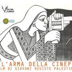 CINEMA. L'arma palestinese della cinepresa in mostra a Roma