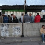 ISRAELE. Pene più severe per chi impiegherà palestinesi illegali