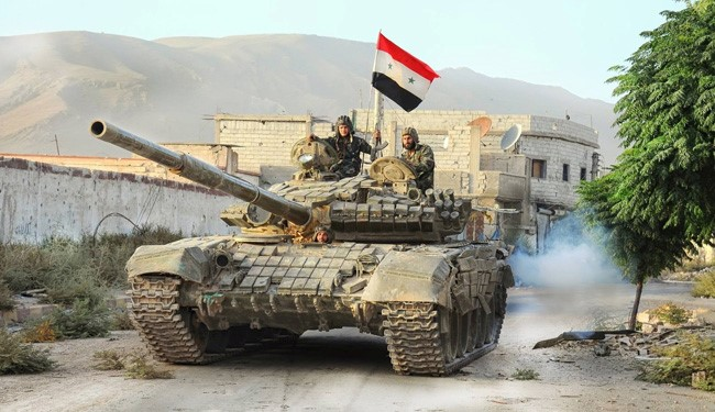 VIDEO: Syrian Army Continues Palmyra Operation, Repels ISIS Assault in Deir Ezzor