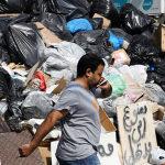 Il Libano alle prese con l'emergenza rifiuti – video