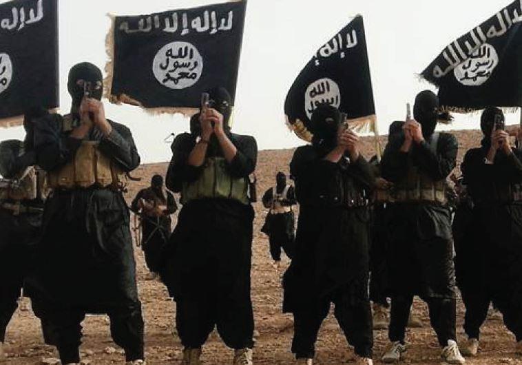 Membri dello Stato Islamico (Foto: Islamic Social Media)