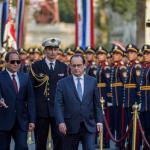Il fantasma di Eric sugli accordi tra Francia e Egitto