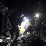 SIRIA. Aleppo, decine di vittime in bombardamenti di governo e ribelli