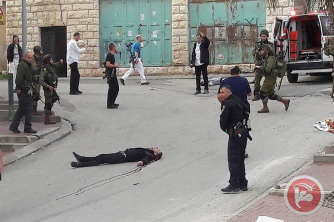Il 21enne palestinese ucciso dal soldato israeliano a Hebron - Fonte: Ma'an News
