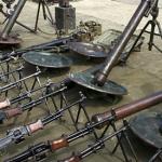 Triplica la vendita di armi italiane