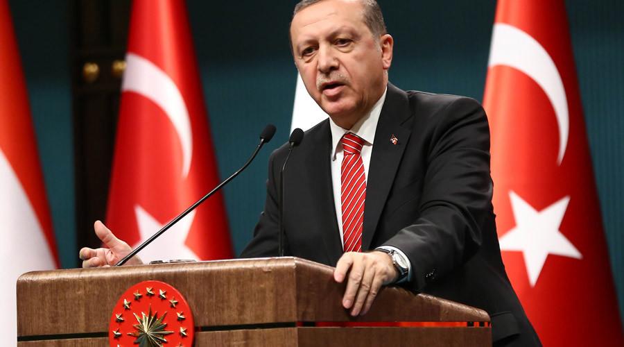 Turkish President Recep Tayyip Erdogan © Adem Altan / Reuters