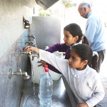 GAZA. Solo il 3% dell'acqua è idonea al consumo umano