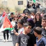 VIDEO/FOTO. Nakba Day, il treno del ritorno