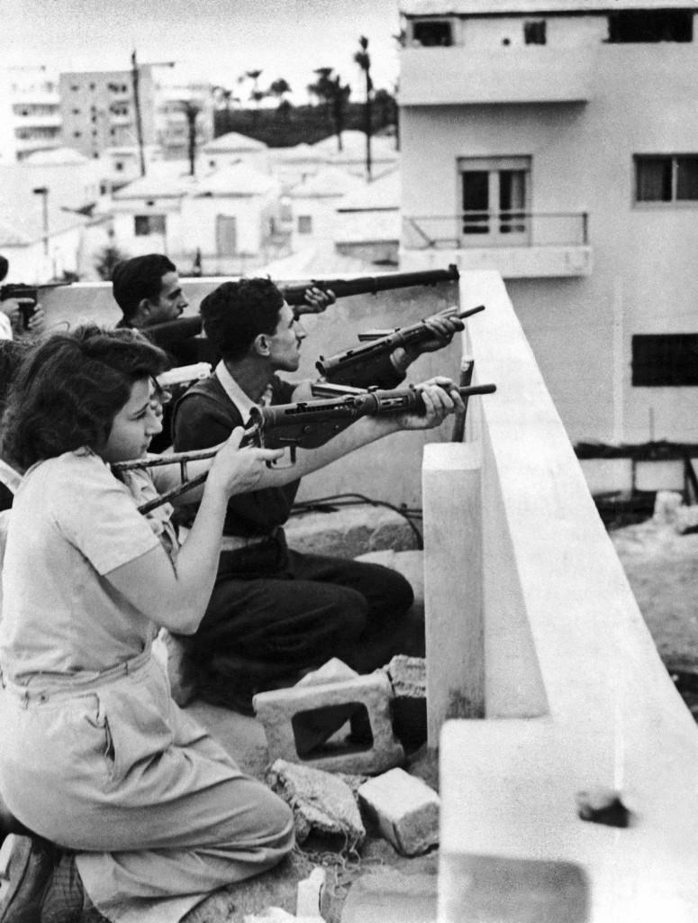 Combattenti dell'Irgun
