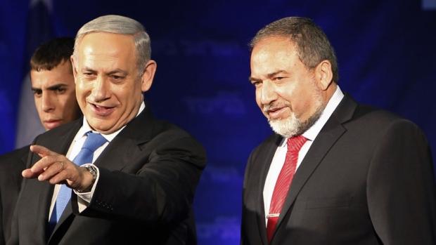 Netanyahu-Lieberman