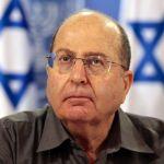 """Ya'alon polemico: """"Discussioni con Netanyahu sui valori dello stato"""""""