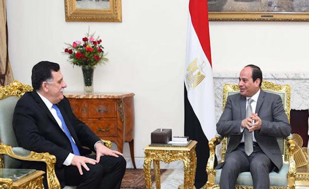 Incontro tra Al Sisi e al Sarraj. Libya Prospect