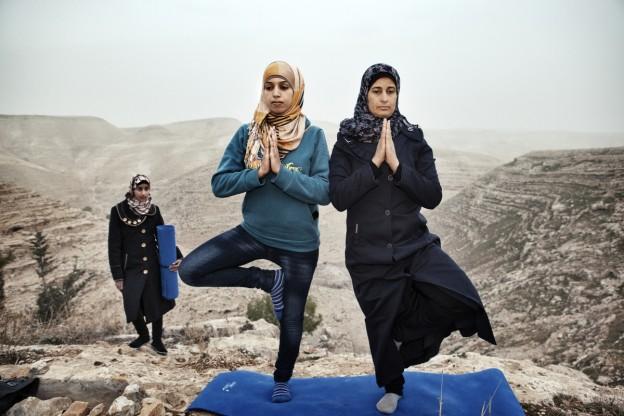 Un'immagine di Occupied Pleasures (Tanya Habjouqa)