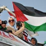 VIDEO. La Flotilla delle donne verso Gaza
