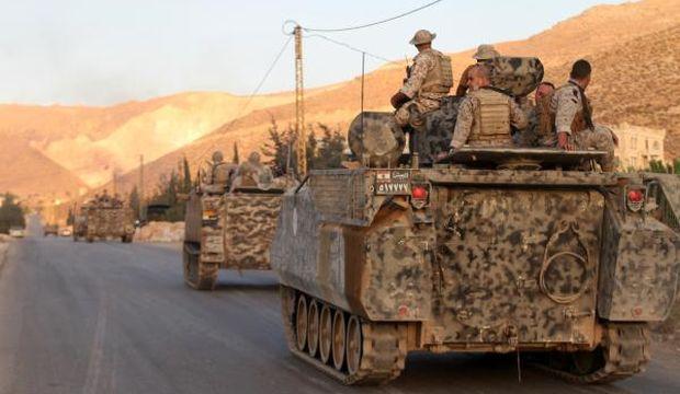 Esercito libanese impegnato al confine con la Siria