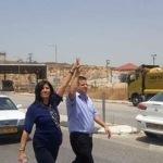 PALESTINA. Khalida Jarrar è libera